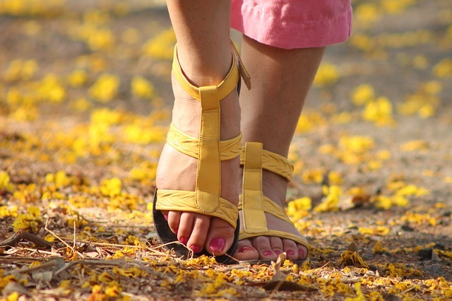 Adieu la mycose du pied