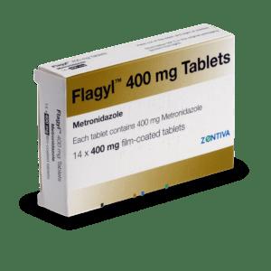 Boite de Flagyl