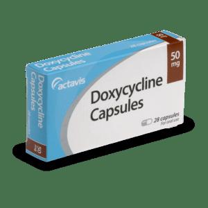 Capsules de Doxycycline