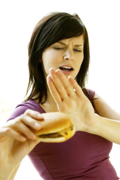 A bas les hamburgers !