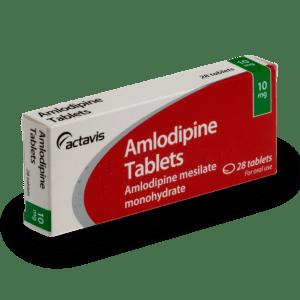 Amlodipine - Boite rouge