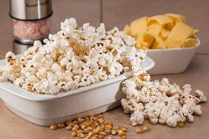 Popcorn, trop de cholestérol