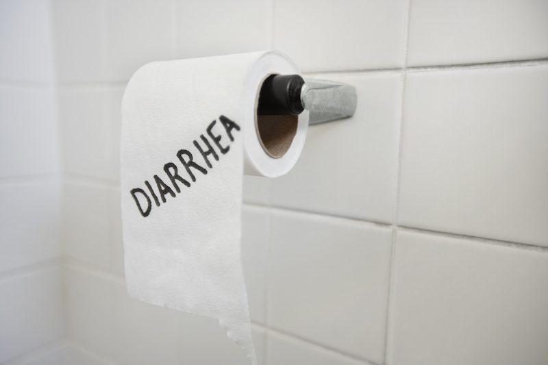 Soignez rapidement votre diarrhée